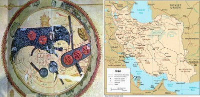 The Integrity of Iran from the Caspian Sea to the Persian Gulf